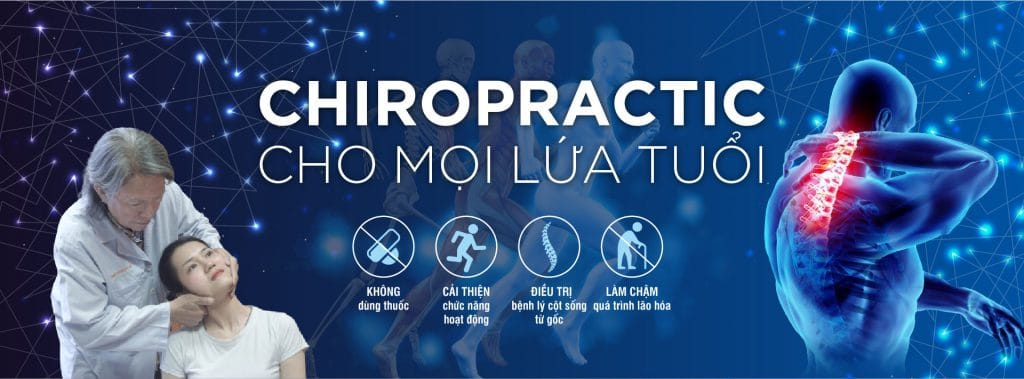 chiropractic cho mọi lứa tuổi