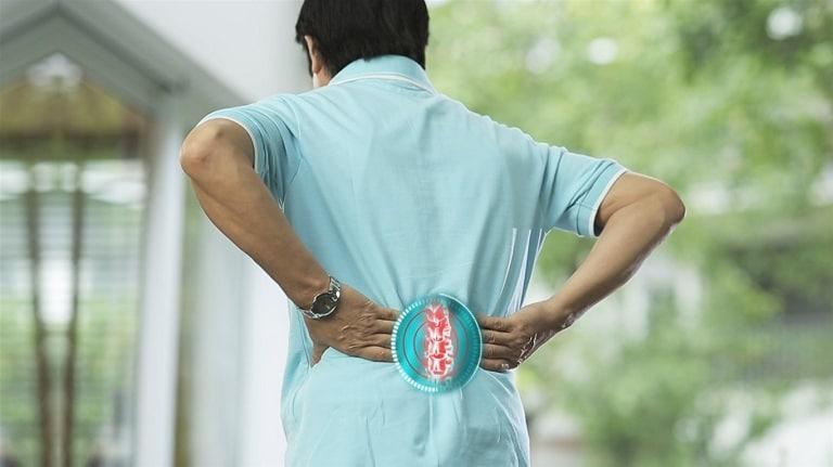 bệnh lý cột sống lưng